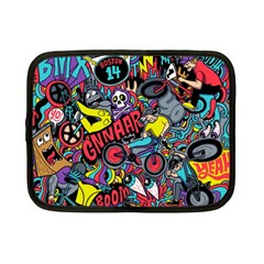 Bike Jumble Netbook Case (small)