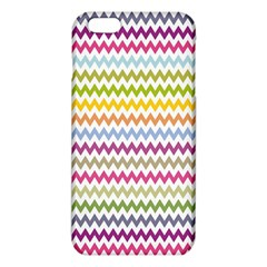 Color Full Chevron Iphone 6 Plus/6s Plus Tpu Case