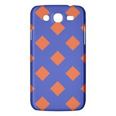 Orange Blue Samsung Galaxy Mega 5 8 I9152 Hardshell Case