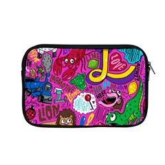 Pattern Monsters Apple Macbook Pro 13  Zipper Case