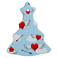 Love hunting Christmas Tree Ornament (2 Sides)
