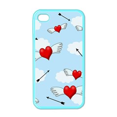 Love hunting Apple iPhone 4 Case (Color)