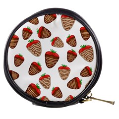 Chocolate Strawberries  Mini Makeup Bags