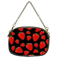Strawberries pattern Chain Purses (Two Sides)