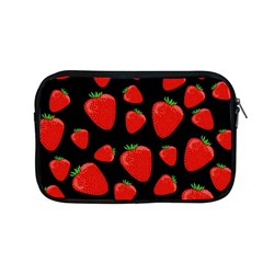Strawberries Pattern Apple Macbook Pro 13  Zipper Case