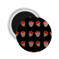 Chocolate strawberies 2.25  Magnets