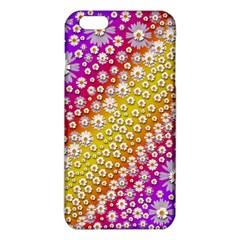 Falling Flowers From Heaven Iphone 6 Plus/6s Plus Tpu Case