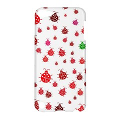 Beetle Animals Red Green Fly Apple Ipod Touch 5 Hardshell Case