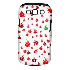 Beetle Animals Red Green Fly Samsung Galaxy S Iii Classic Hardshell Case (pc+silicone)