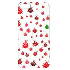 Beetle Animals Red Green Fly Apple Iphone 5 Hardshell Case With Stand
