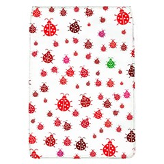 Beetle Animals Red Green Fly Flap Covers (l)
