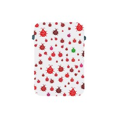Beetle Animals Red Green Fly Apple Ipad Mini Protective Soft Cases
