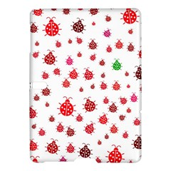 Beetle Animals Red Green Fly Samsung Galaxy Tab S (10 5 ) Hardshell Case