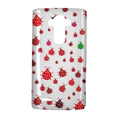 Beetle Animals Red Green Fly Lg G4 Hardshell Case