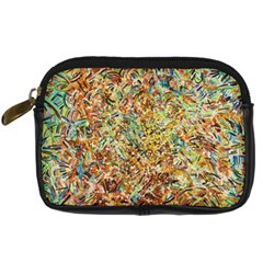 Art Modern Painting Acrylic Canvas Digital Camera Cases