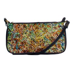 Art Modern Painting Acrylic Canvas Shoulder Clutch Bags