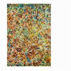 Art Modern Painting Acrylic Canvas Large Garden Flag (two Sides)