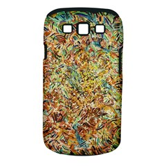 Art Modern Painting Acrylic Canvas Samsung Galaxy S Iii Classic Hardshell Case (pc+silicone)