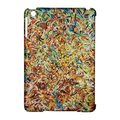 Art Modern Painting Acrylic Canvas Apple Ipad Mini Hardshell Case (compatible With Smart Cover)
