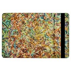 Art Modern Painting Acrylic Canvas Ipad Air Flip