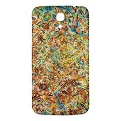 Art Modern Painting Acrylic Canvas Samsung Galaxy Mega I9200 Hardshell Back Case