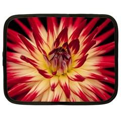 Bloom Blossom Close Up Flora Netbook Case (large)
