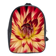 Bloom Blossom Close Up Flora School Bags(large)