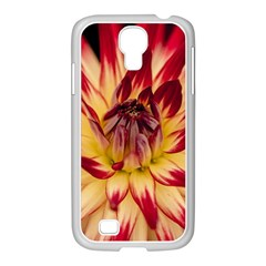 Bloom Blossom Close Up Flora Samsung Galaxy S4 I9500/ I9505 Case (white)