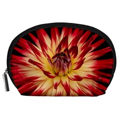 Bloom Blossom Close Up Flora Accessory Pouches (large)