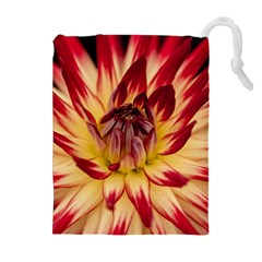 Bloom Blossom Close Up Flora Drawstring Pouches (extra Large)