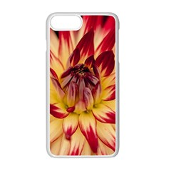 Bloom Blossom Close Up Flora Apple Iphone 7 Plus White Seamless Case