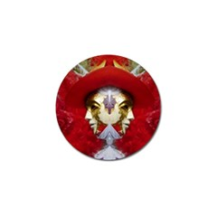 Carnival Düsseldorf Old Town Golf Ball Marker (10 Pack)