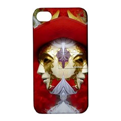Carnival Düsseldorf Old Town Apple Iphone 4/4s Hardshell Case With Stand