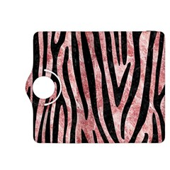 Skin4 Black Marble & Red & White Marble Kindle Fire Hdx 8 9  Flip 360 Case