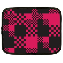 Cube Square Block Shape Creative Netbook Case (xxl)