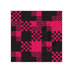 Cube Square Block Shape Creative Acrylic Tangram Puzzle (4  X 4 )