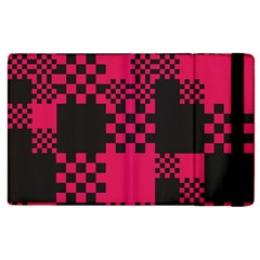 Cube Square Block Shape Creative Apple Ipad 3/4 Flip Case