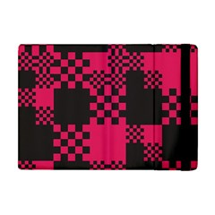Cube Square Block Shape Creative Apple Ipad Mini Flip Case