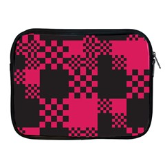 Cube Square Block Shape Creative Apple iPad 2/3/4 Zipper Cases