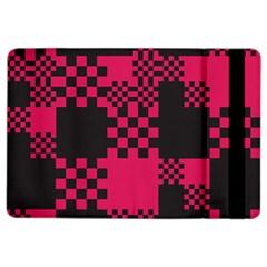 Cube Square Block Shape Creative Ipad Air 2 Flip
