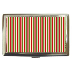 Pattern Background Red White Green Cigarette Money Cases