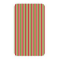 Pattern Background Red White Green Memory Card Reader
