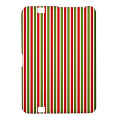 Pattern Background Red White Green Kindle Fire Hd 8 9