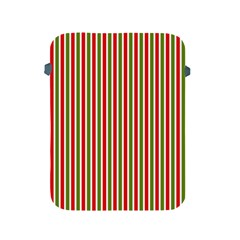 Pattern Background Red White Green Apple Ipad 2/3/4 Protective Soft Cases