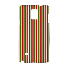 Pattern Background Red White Green Samsung Galaxy Note 4 Hardshell Case