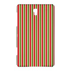 Pattern Background Red White Green Samsung Galaxy Tab S (8 4 ) Hardshell Case