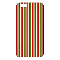 Pattern Background Red White Green Iphone 6 Plus/6s Plus Tpu Case