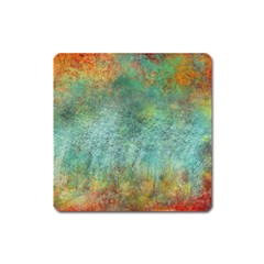 Rainforest Square Magnet