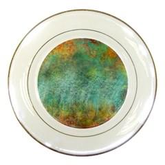 Rainforest Porcelain Plates