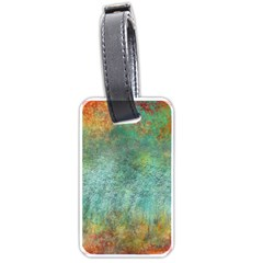 Rainforest Luggage Tags (One Side)